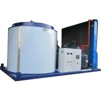 LIER 15T Durable Flake Ice Machine Large Capacity With Air Cooler Method