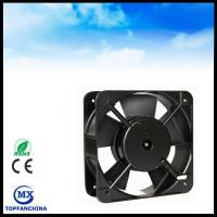 Buy cheap Low Noise Ball Bearing 150mm Industrial Ventilation Fans For Network Communications from Wholesalers
