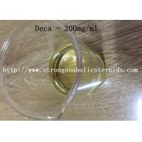 China Injectable Anabolic Bodybuilding Supplements Nandrolone Decanoate DECA Durabolin 200mg / ml on sale