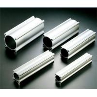 Buy cheap Electrophoretic Aluminum Extruded Cylinder Shell , 6061 Aluminum Dovetail Extrusion product