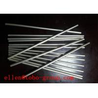 Buy cheap Angle Flat round steel bar AISI304 304L 316 316L 321 310S 347H 904L stainless steel rod product