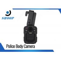Buy cheap Battery Operated Law Enforcement Body Camera 16GB 33MP CMOS Sensor product
