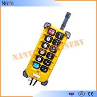 Buy cheap Hand-Held Wireless Industrial Remote Controls , Telecrane F23 - A++ product