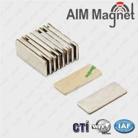 Buy cheap High Quality Thin NdFeB 3M Self Adhesive Magnet product
