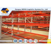 Buy cheap Corrosion Protection Industrial Pallet Warehouse Racking Powder Coating Surface Treatment product
