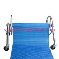 Buy cheap Above Ground Manual Roller Swimming Pool Accessories SS304 / Aluminum Material product