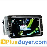 Buy cheap Knight Rider - 8 Inch Android 2.3 Car DVD Player for Volkswagen (2 DIN, 3G + WiFi, GPS) product
