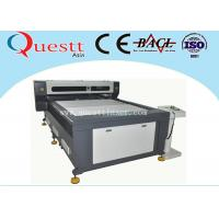 Buy cheap 130 Watt CO2 Laser Engraving Machine 1.3x2.5m Cutting Size For Plastic / Wooden Sheet product