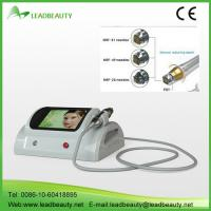 China Best salon beauty equipment! RF Fractional Micro needle machine on sale