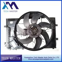 Buy cheap Automotive Cooling Fans For Mercedes W203 Radiator Fan Motor 2035000093 , 2035000293 product