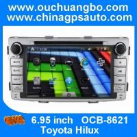 Buy cheap Ouchuangbo Toyota Hilux multimedia player with gps navigation bluetooth iPod RDS mp3 OCB-8621 product