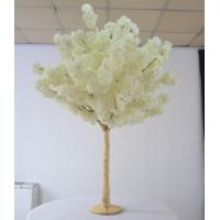 Buy cheap Artificial Cherry Blossom Tree With Wind Chime for Wedding Dining Table Decoration product