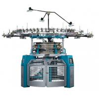 Buy cheap High Efficiency Computerized Jacquard Circular Knitting Machine For Double Mesh product