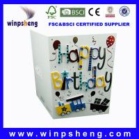 Buy cheap birthday greeting cards product