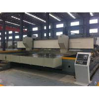 Buy cheap high speed CNC tube sheet drilling machine THD40,for double tube sheet drilling product