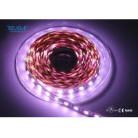 Buy cheap IP20 Addressable 12V Ws2818B 5050 RGB LED Strip 120 Degree Viewing Angle product