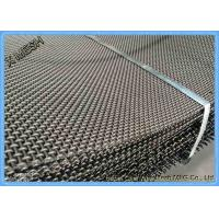 Quality 65 Mn Woven Crimped Wire Vibrating Screen Mesh for Vibrating Stone for sale