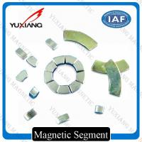 Buy cheap Corrosion Resistance Small Powerful Magnets , Strong Neodymium Magnets For Rotation Motor product
