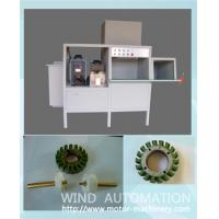 Buy cheap Powder coat ovens for armatures rotors  work with hot dipping machine WIND-HDP product