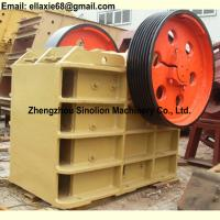 Buy cheap Hard Rock Mine Crushing Equipment PE Series High Efficiency Stone Jaw Crusher Machine Specifications product
