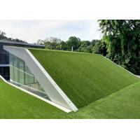 Buy cheap Artificial Outdoor Putting Green Turf , PP / PE / PU Fake Grass Turf product