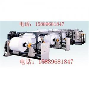 Buy cheap Paper cutting machine/paper converting machine/paper sheeting machine/roll sheeter/roll cutter product