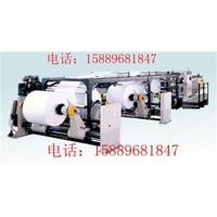 Buy cheap Paper sheeting machine/paper converting machine/cut-size web sheeter/paper roll sheeter/paper cutter product
