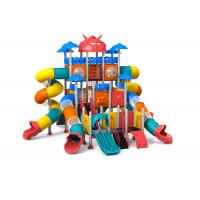 Buy cheap Gorgeous Childrens Outdoor Play Sets , Baby Outdoor Play Equipment TQ-JG1290 product