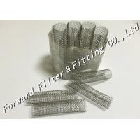 Buy cheap Low Filtration Precision Wire Mesh Tube Filter OEM for Industrial Oil / Water / Gas from Wholesalers