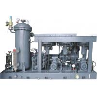 Buy cheap Water Cooled Industry Process Gas Screw Compressor for Flammable Gas product