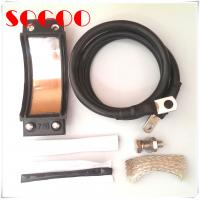 """Buy cheap 1/2 """" Outdoor Framework Coax Grounding Kit For Telecom Cable product"""