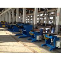 China Pipe Welding Positioner Height Adjustable Rotating Tilting VFD on sale