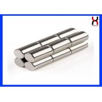 Buy cheap Neodymium Permanent Diametric Cylinder Shaped Magnet For Motor / Electronic product