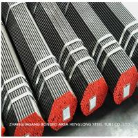 Cold Drawn Seamless Tubes Pipe ASTM A179 / ASME SA179 Seamless Alloy Steel Tube
