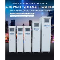 Buy cheap Single Phase And Three Phase 10-5000kva AC Automatic Voltage Stabilizer product