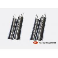 Buy cheap 316l Stainless Steel Water Evaporator Coils , Chilled Water Cooling Coil from wholesalers