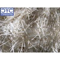 China CYC AR-Glass Fiber Chopped Strand For GRC/GFRC Industry on sale