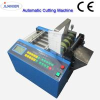 Buy cheap Automatic PVC/Plastic Tubes Cutting Machine, PVC Tubing Cutter Machine product