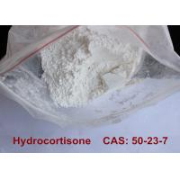 Buy cheap Pharmaceutical Grade Steroid Hormones Bodybuilding Hydrocortisone Raw Powder product