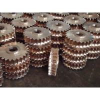 Buy cheap Investment Copper Casting mechanical parts with precision CNC machining product
