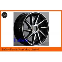 Buy cheap Black Machine Tuning Wheels Vossen Aluminum Alloy Retro Style Wheels product