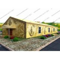 Buy cheap Colorful Painting Decoration Event Tents PVC Cover For Outdoor Hajj product