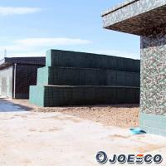 Buy cheap JOESCO Battlefield Equipment Hesco Bastion product