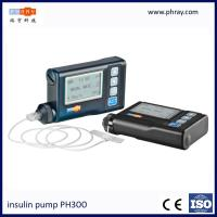 Buy cheap diabetes insulin pump PH300 with 24/48 basal rates powered by 1 AAA battery with CE & ISO certificate product