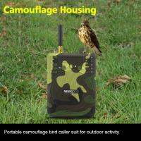 Buy cheap new fashionable electrionc Mp3 Bird caller player for Jungle Adventure outdoor activity product