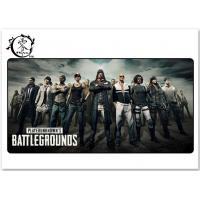 Buy cheap BATTLEGROUNDS Game Large Mouse Pad 900x450x3MM Custom Photo For Computer from wholesalers