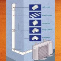 Buy cheap Air Conditioner PVC Duct product