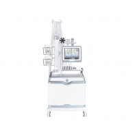 Buy cheap 7 In 1 Cryotherapy Slimming Machine Cryolipolysis Fat Freezing Laser Lipo Shockwave System from wholesalers