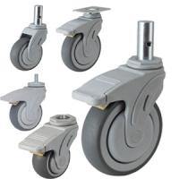 Buy cheap medical devices caster wheel,hospital bed caster product