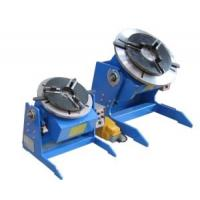 Buy cheap Variable Speed Round Welding Positioner Turntable Table 500kg Rotate Capacity product